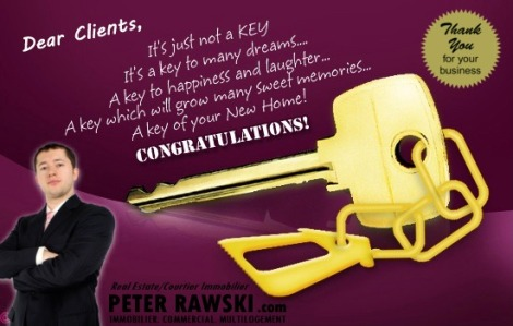 Congratulations_clients Peter Rawski