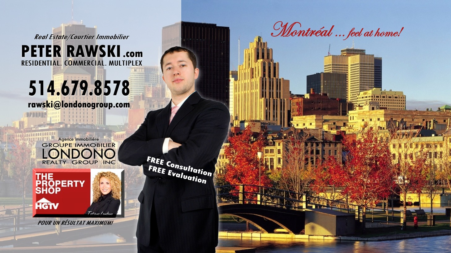 Peter Rawski - Londono Group Realty