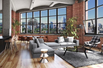Nordelec: 100 lofts from 2013