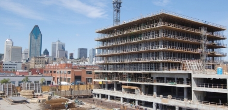 Condo construction in Montreal could reach near-record levels in 2012