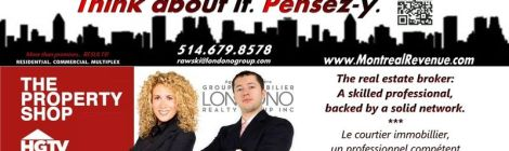 MTL Montreal Real Estate Coach Peter Raski Broker Courtier Immobilier - Downtown Condos