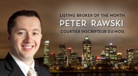 listing agent of the month