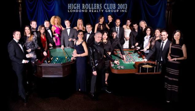 ! high roller 2013