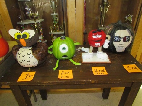 pumpkin decorating ideas contest winners